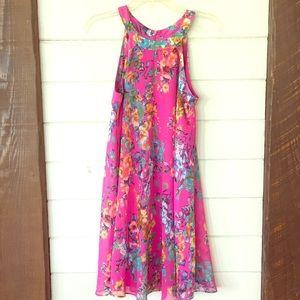 Betsy Johnson floral dress